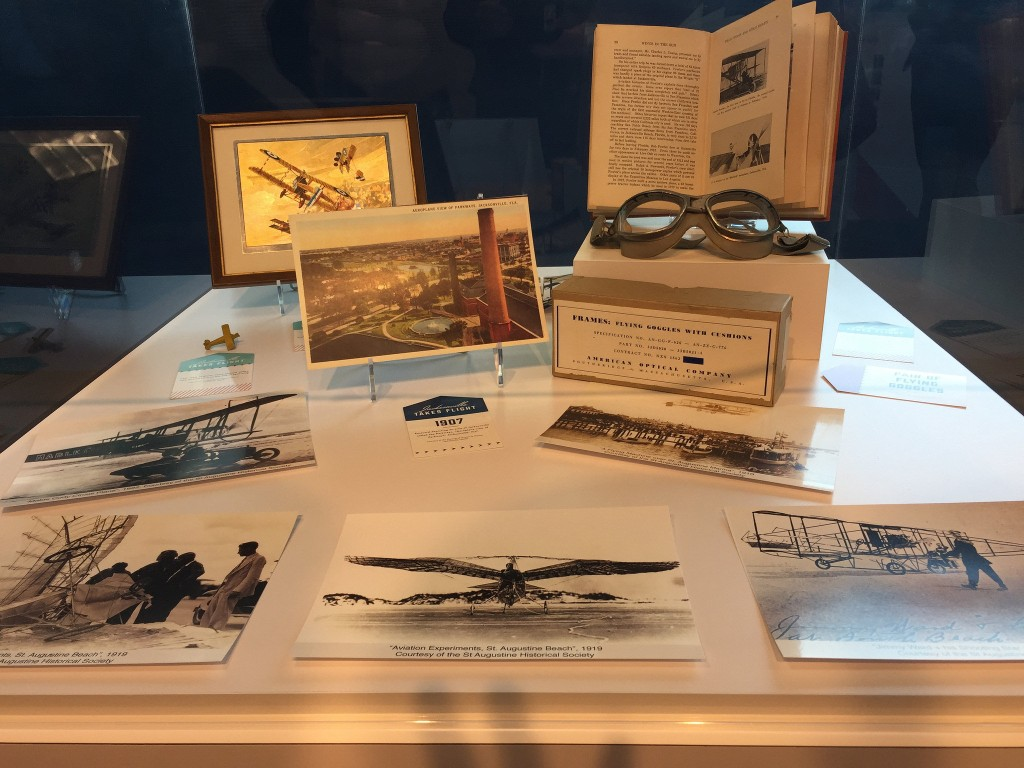 The Aviation Gallery's rotating exhibits ensure there's always something new to learn about the region's rich aviation history