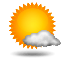 Jacksonville, FL - US .:. 75° F .:. High: 88°F Low: 59°F .:. Feels like: 75°F .:. Sunrise: 6:27 am  Sunset: 8:17 pm